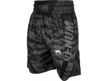 Boxing Shorts Venum Elite - Urban Camo/Black