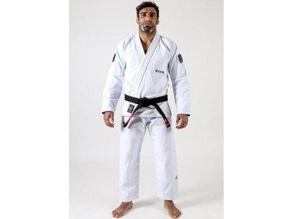 BJJ kimono gi Kingz Balistico 3.0 - White