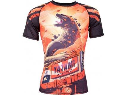 Rashguard Tatami Godzilla - Short Sleeves