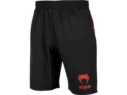 Training Shorts Venum Classic - Black/Red