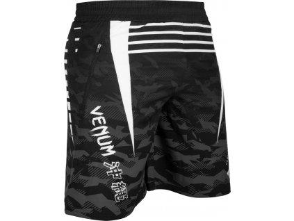 Training Shorts Venum Okinawa 2.0 - Black/White