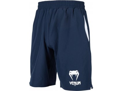 Training Shorts Venum Classic - Navy Blue