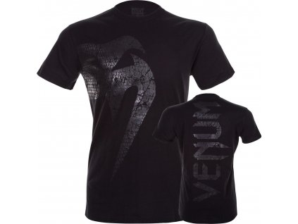 T-Shirt Venum Giant - Matte/Black