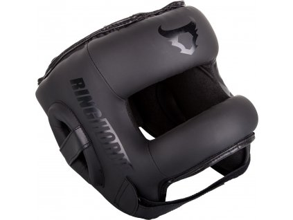 Headgear Ringhorns Nitro - Black/Black