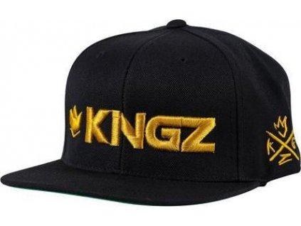 Snapback Kingz Logo - Gold