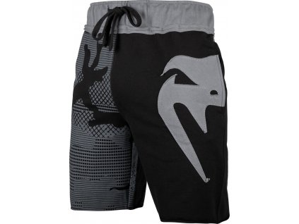 Cotton Shorts Venum Assault - Black/Grey