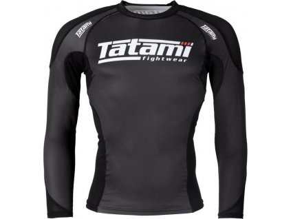 Rashguard Tatami Technical - Black