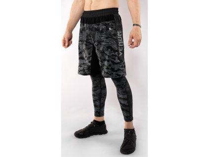 Training Shorts Venum Defender - Dark Camo