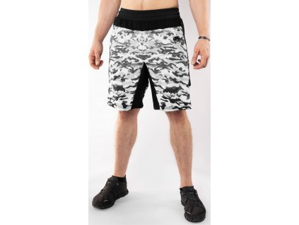 Training Shorts Venum Defender - Urban Camo