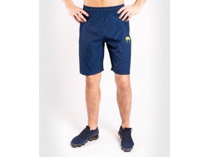 Training Shorts Venum Loma Origins - Blue/Yellow