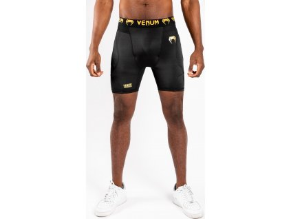 Compression Shorts Venum G-FIT - Black/Gold