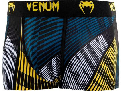 Compression Shorts Venum Plasma - Black/Yellow