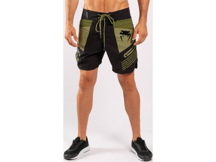 Men's Boardshorts Venum Cargo - Black/Green