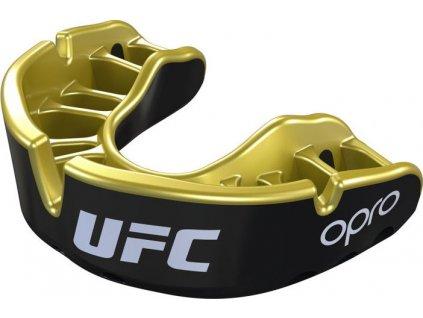 Mouthguard OPRO Gold UFC - Black/Gold