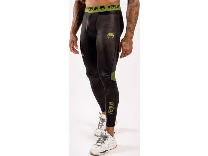 Men's Spats Venum Boxing Lab - Black/Green