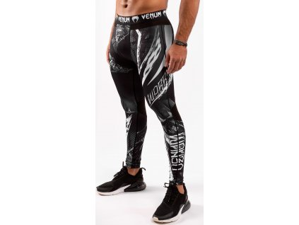 Men's Spats Venum Gladiator 4.0 - Black/White