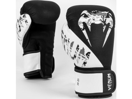 Boxing Gloves Venum Legacy - Black/White