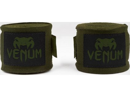 Boxing Handwraps Venum Kontact 4m - Khaki/Black