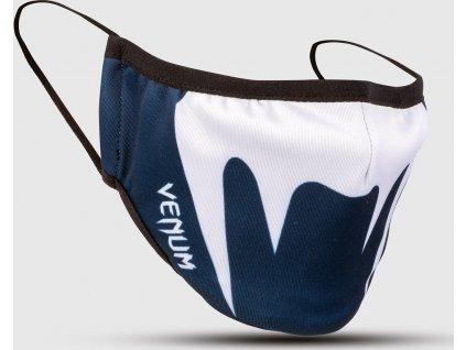 Face Mask Venum - Navy/White