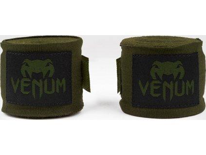 Boxing Handwraps Venum Kontact 2,5m - Khaki/Black