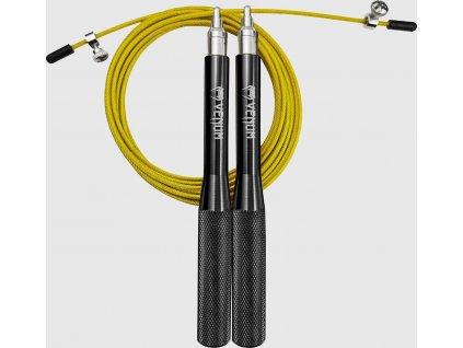 Jump Rope Venum Thunder Evo - Black/Neo Yellow