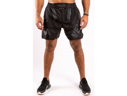 MMA Shorts Venum ONE FC Impact - Black/Black