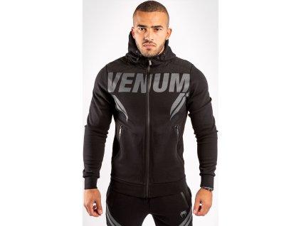 Men's Hoodie Venum ONE FC Impact - Black/Black