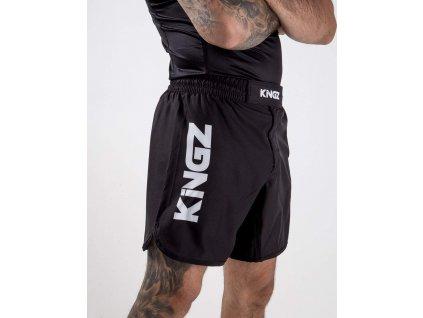 MMA shorts Kingz KORE - Black