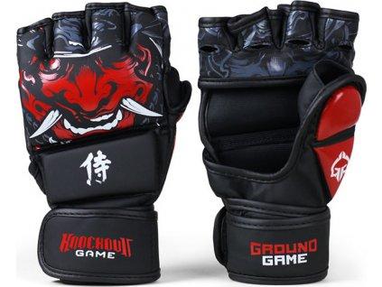 MMA gloves Ground Game SAMURAI
