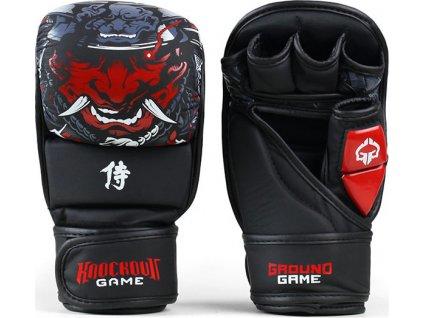 MMA training gloves Ground Game SAMURAI