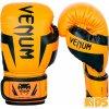 KIDS Boxing Gloves Venum Elite - Black/Orange