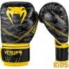 KIDS Boxing Gloves Venum Okinawa 2.0 - Black/Yellow
