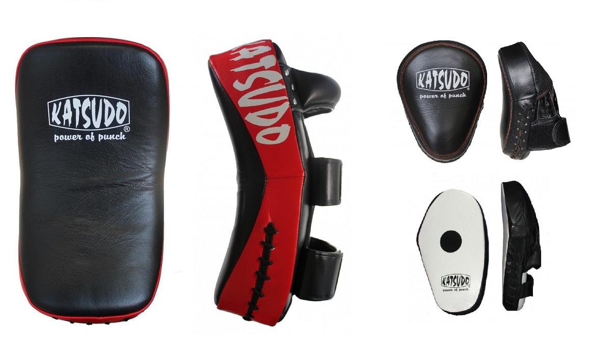Boxerské lapy a makiwary
