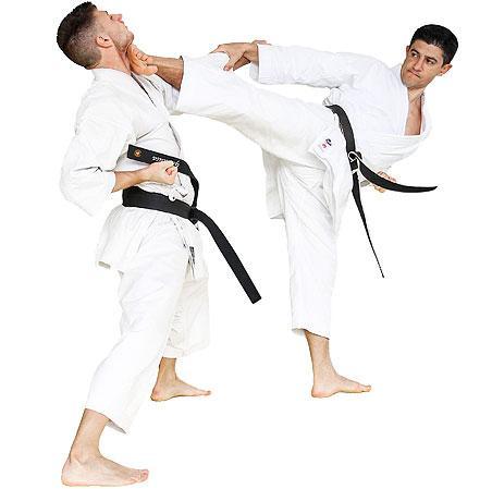 Kimono na karate