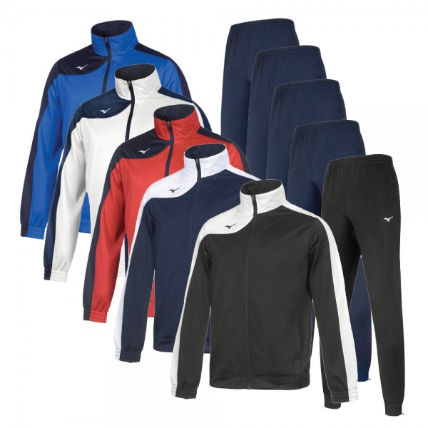 Mizuno knit tracksuit complet