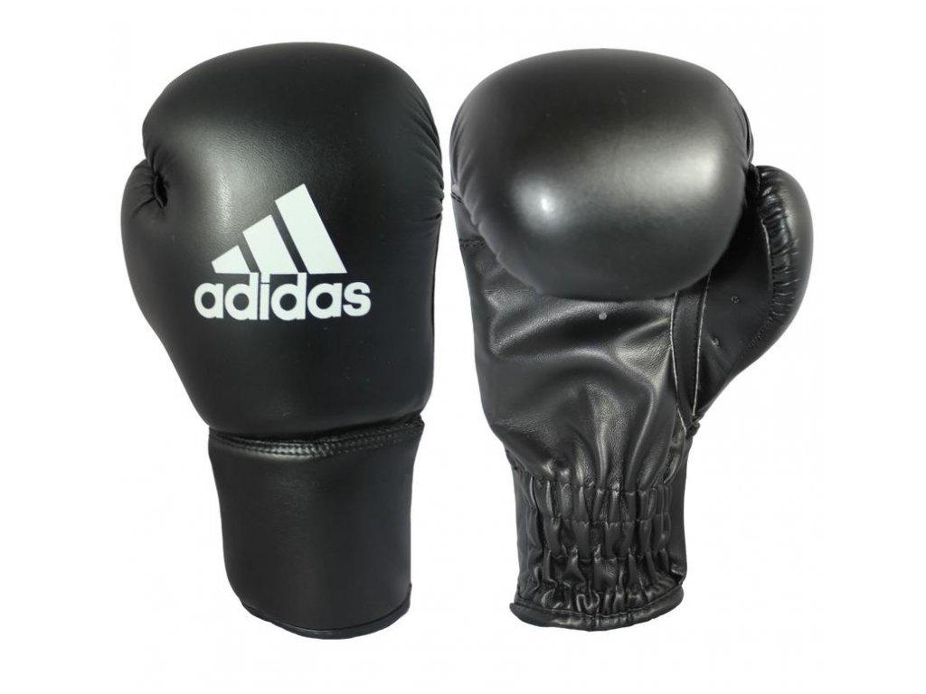 181018 box rukavice adidas rookie 4 oz 6 oz cierne