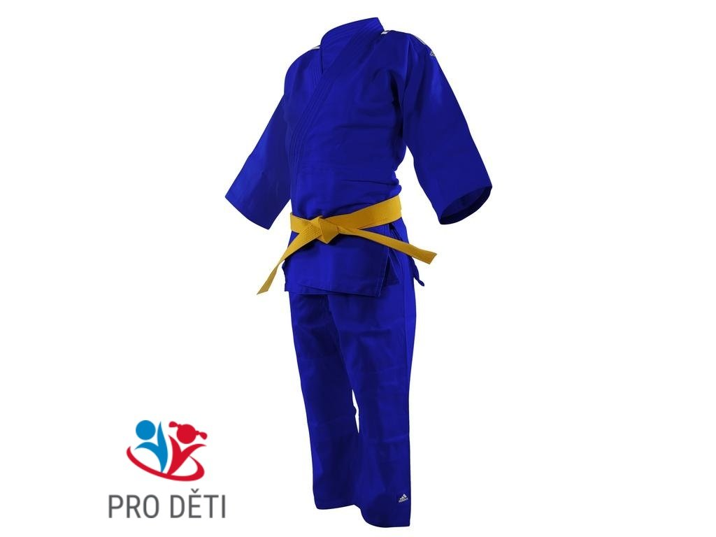 191126 kimono judo adidas club 350 g modre cp