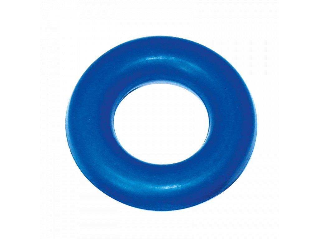 modrý středně tuhý