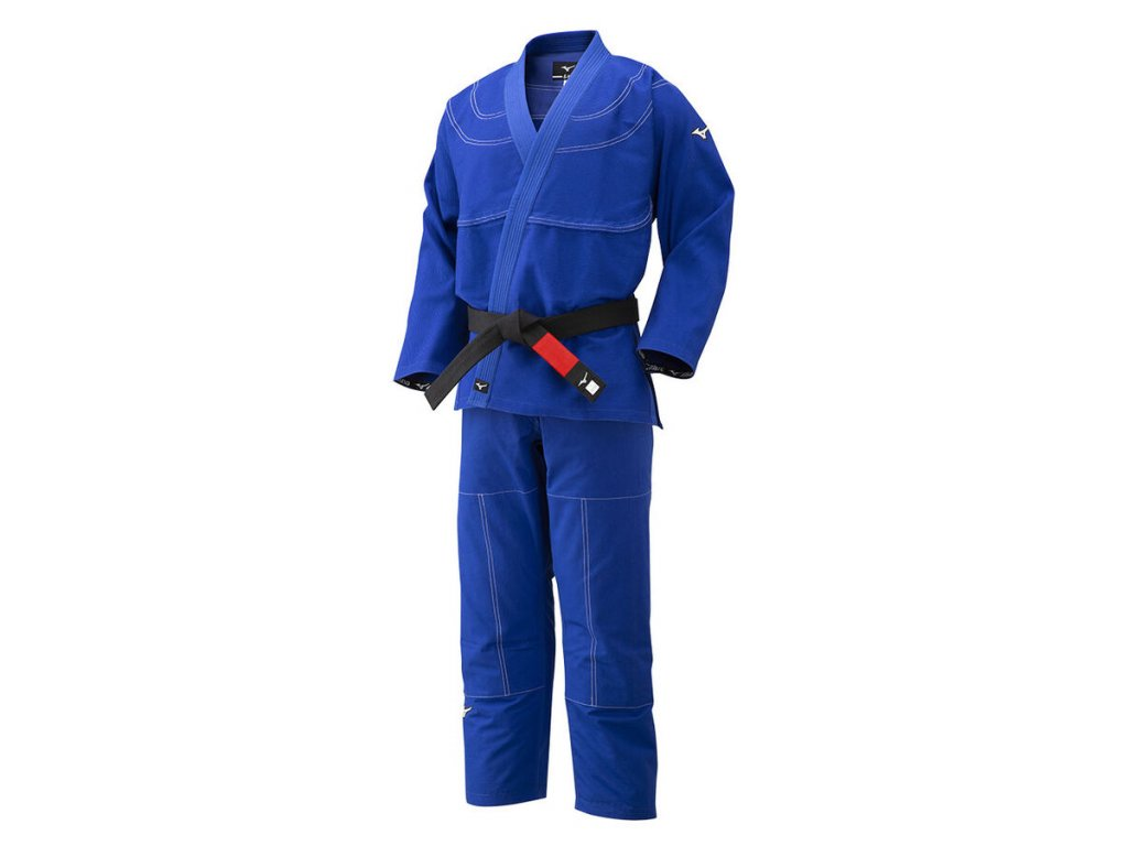 ju jitsu gi blue blue