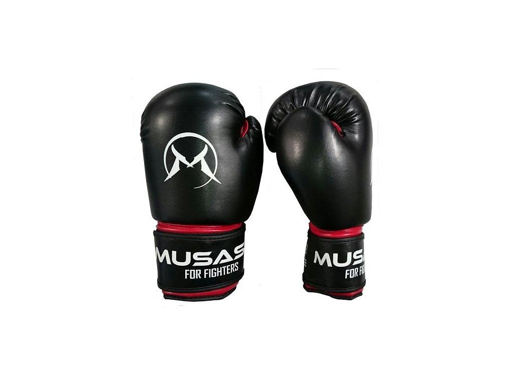 boxerske rukavice classic musashi