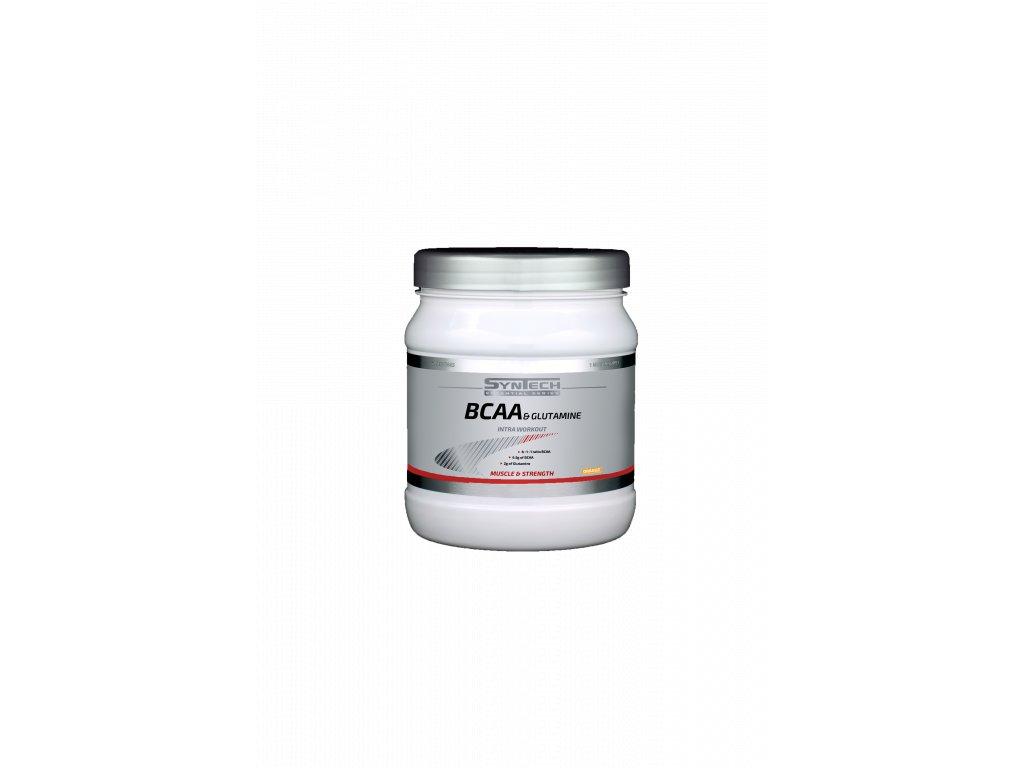 BCAA & Glutamine (lage resolutie, orange, transparant)