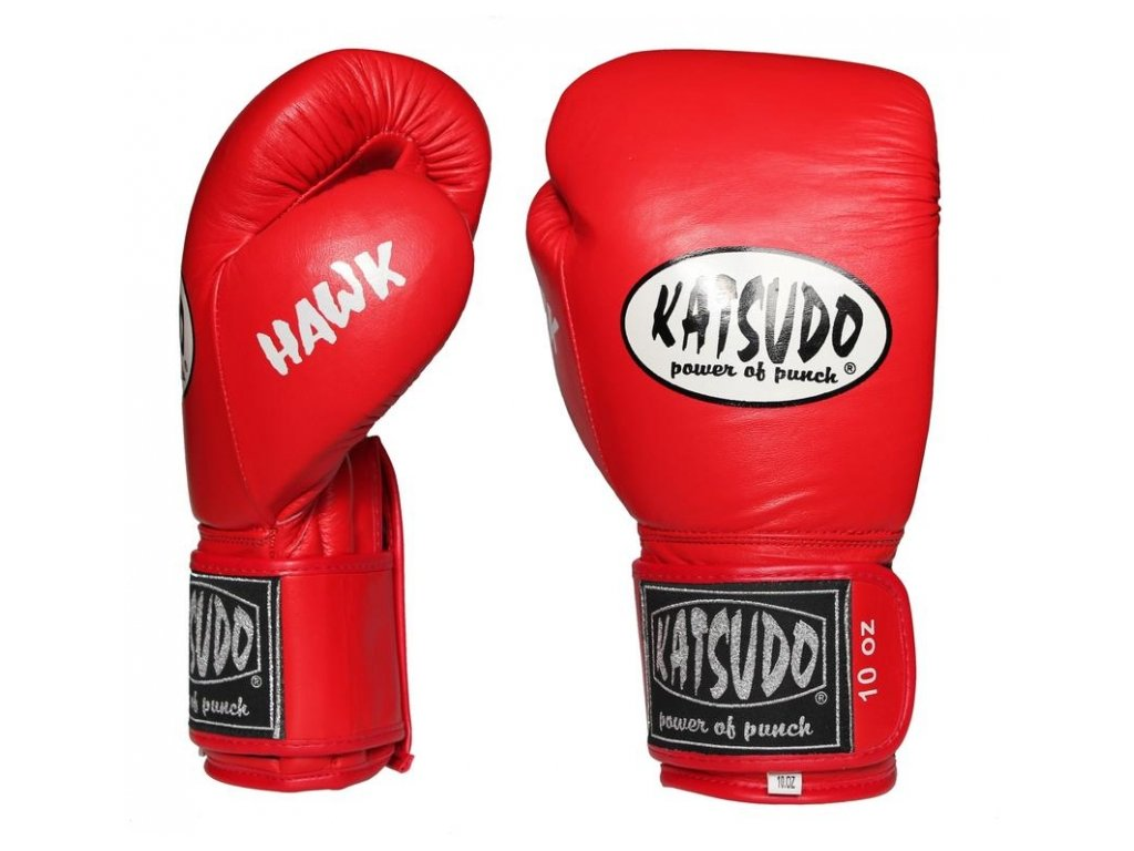 190206 box rukavice katsudo hawk red