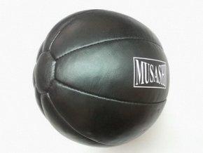 Medicimball MUSASHI BLACK
