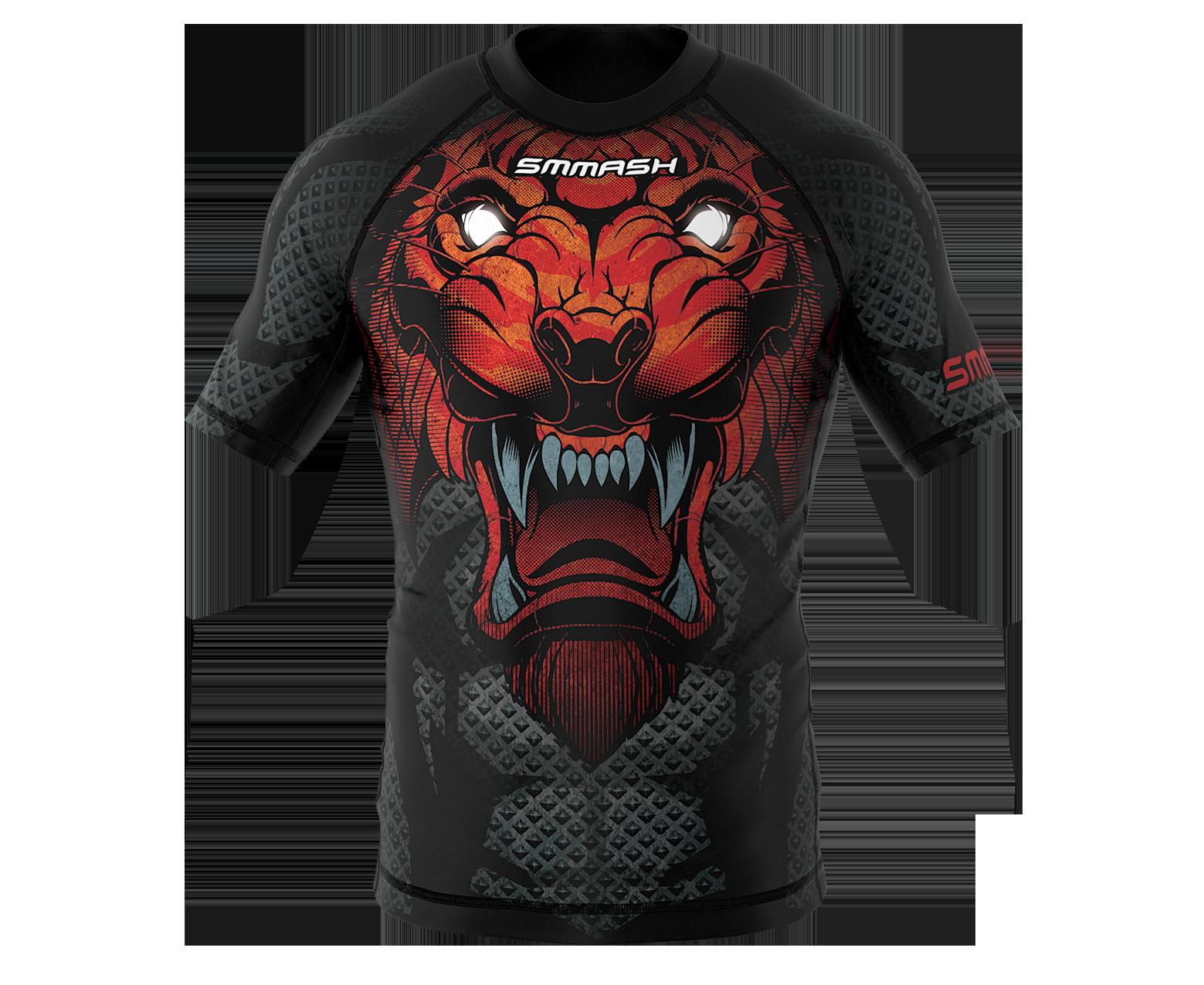 Oblečení na MMA