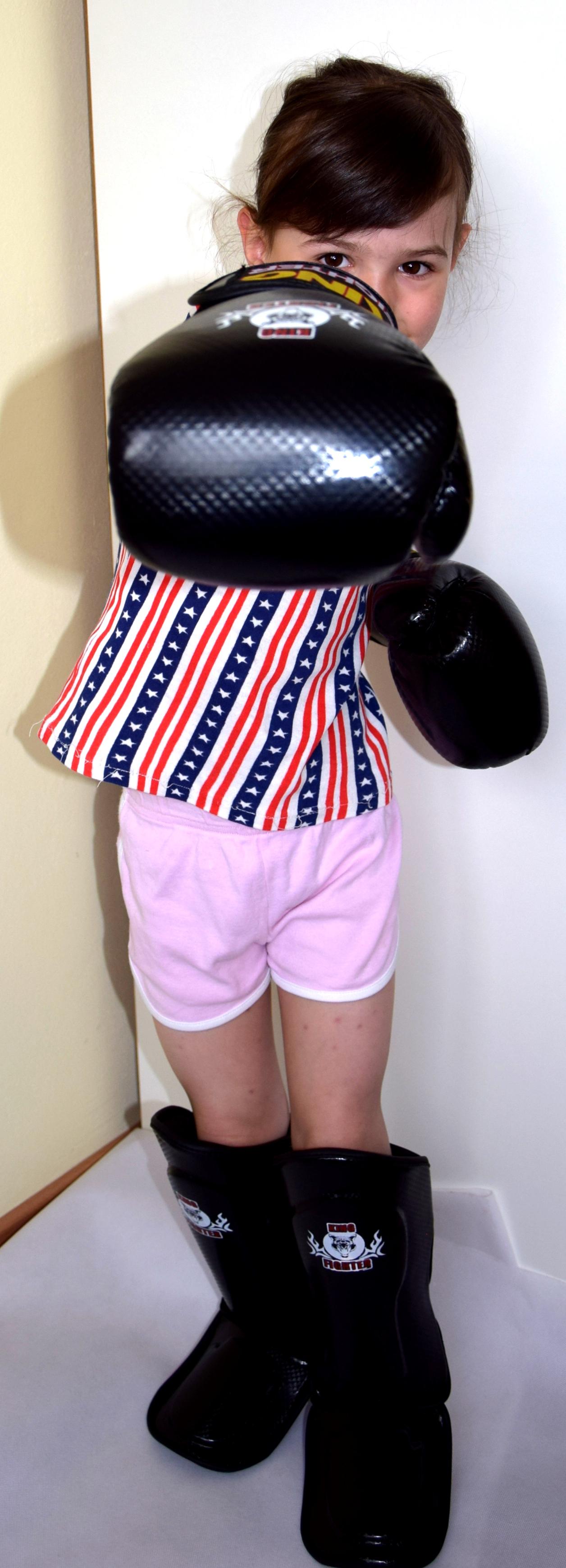 Dětské vybavení pro bojové sporty 727ab6ee05