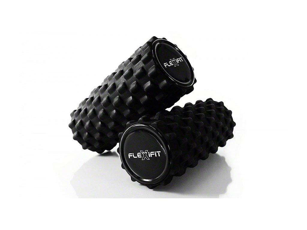 Roller masážní černý