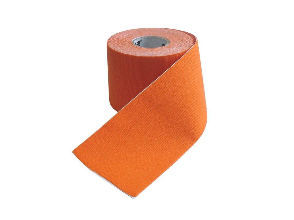 Kinezio tape oranžový 5x5m