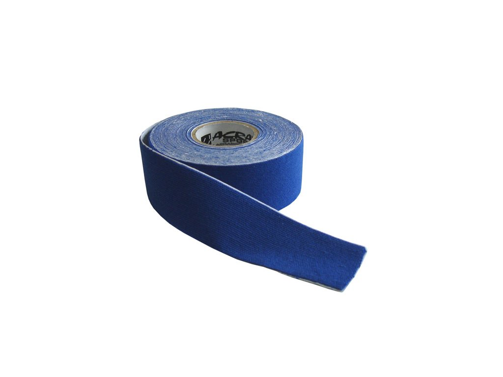 Kinezio tape modrý 2,5x5m