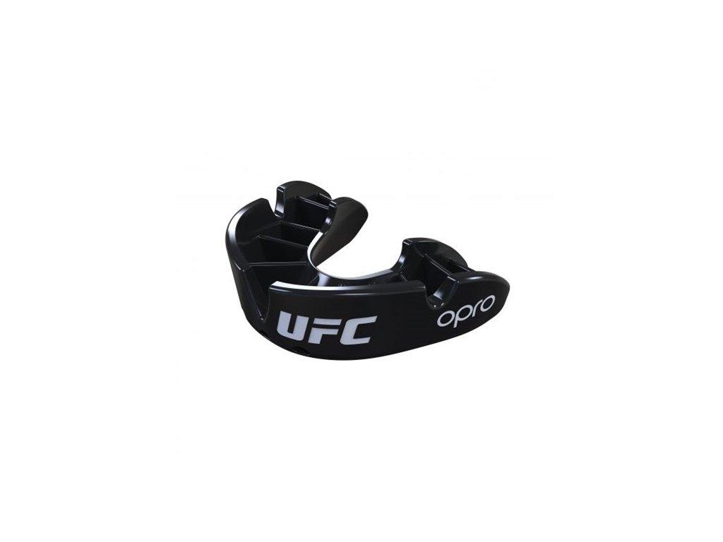Chrániče zubů OPRO UFC bronze (ČERNÉ)