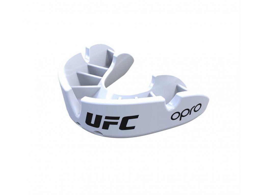 Chrániče zubů OPRO UFC bronze (bílé)